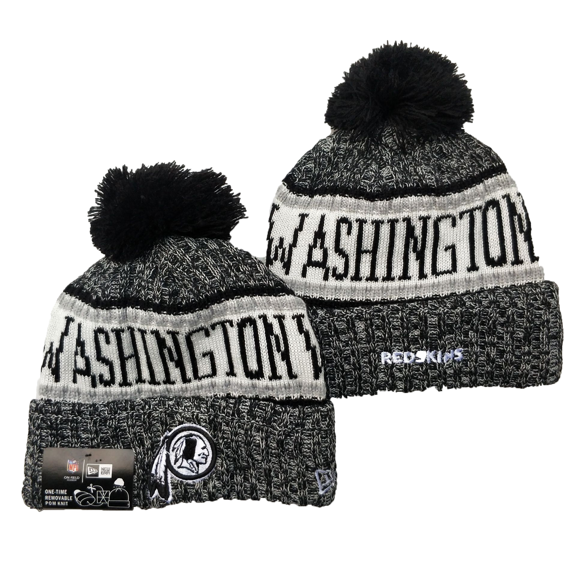 Washington Football Team Knit Hats 054