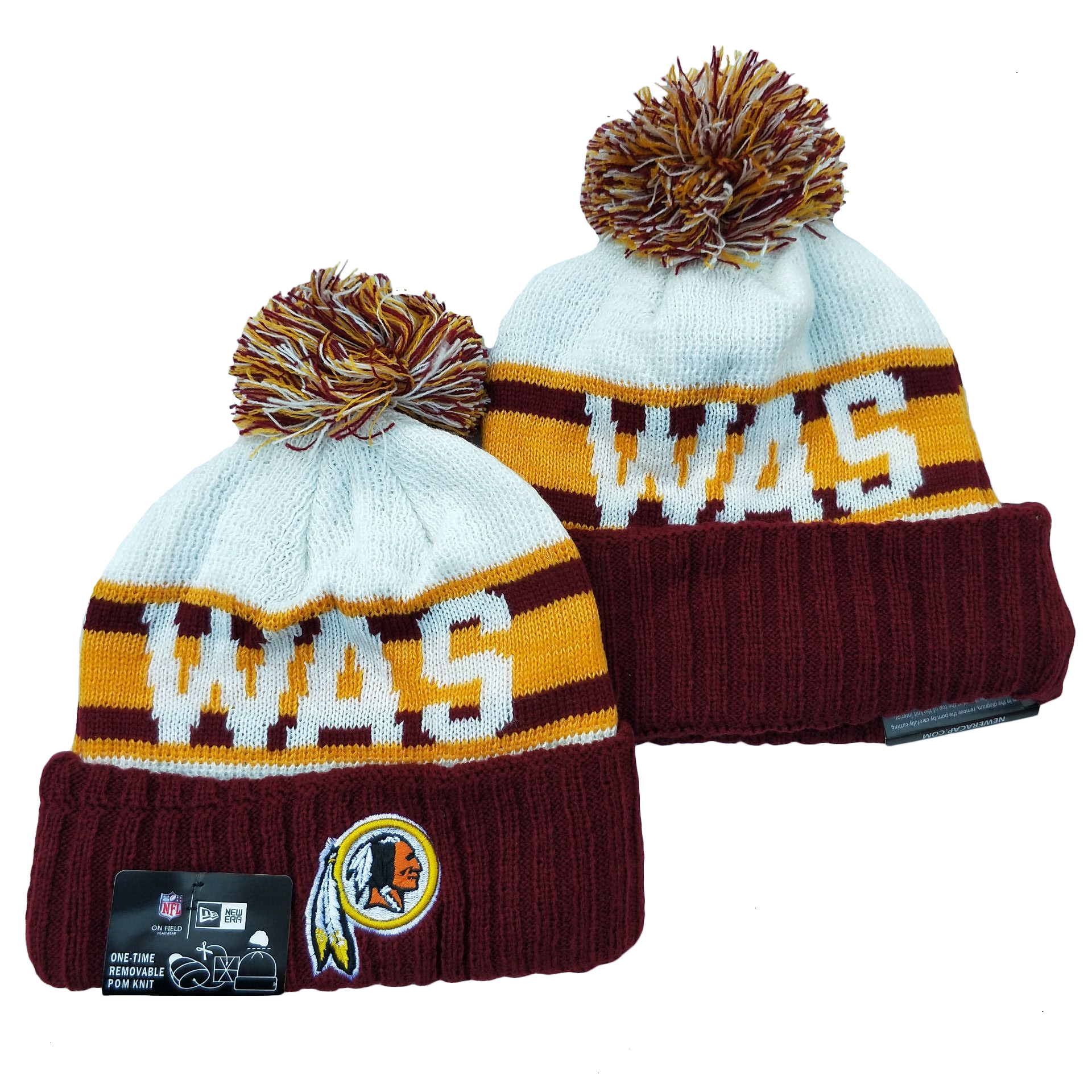 Washington Football Team Knit Hats 050