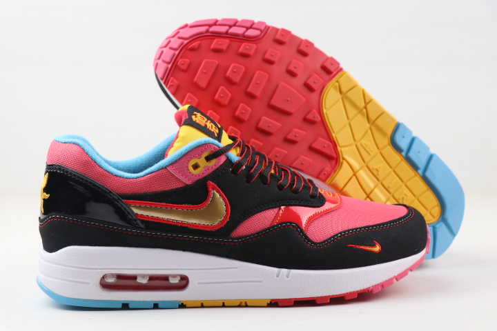 Men's Running weapon Air Max 1 CU6645-001 Shoes 001