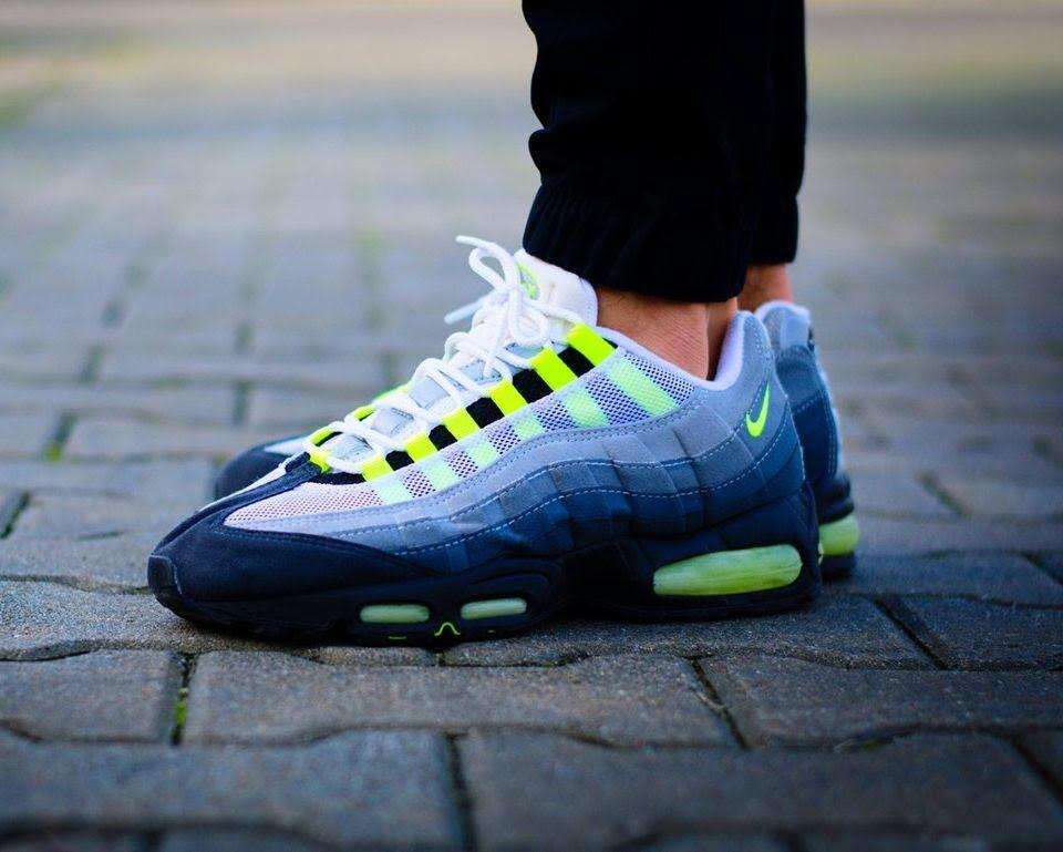Women's Running weapon Air Max 95 Shoes 010