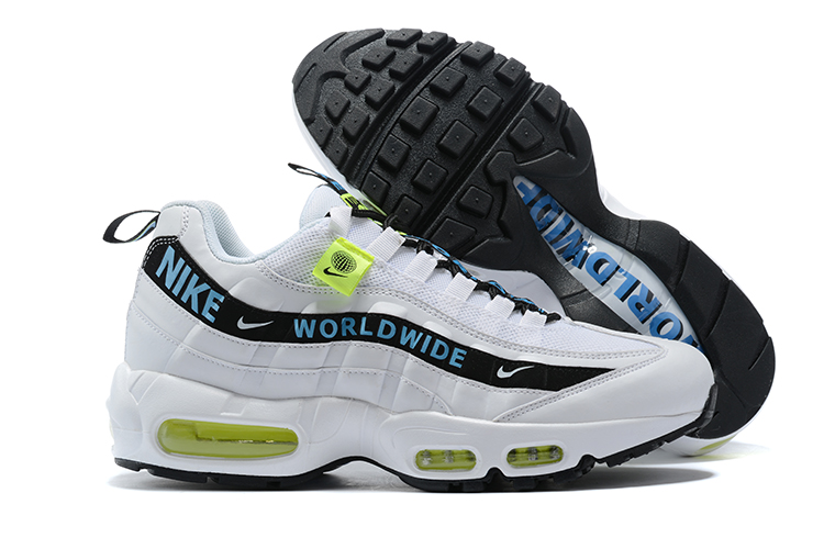 Men's Running weapon Air Max 95 Shoes 027