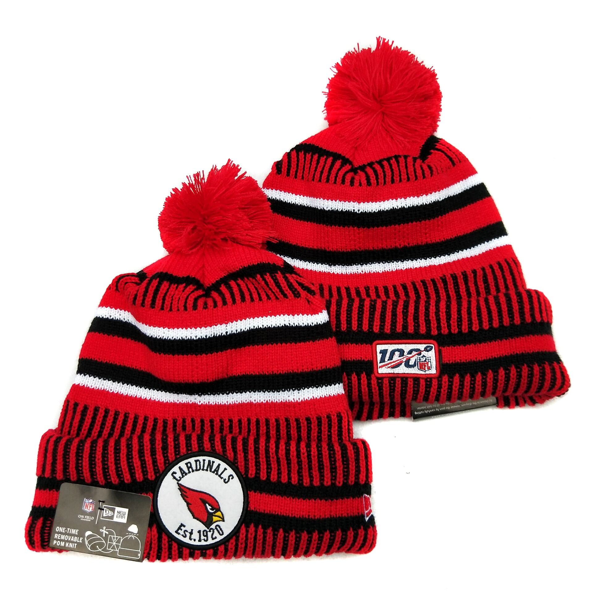 Arizona Cardinals Knit Hats 024