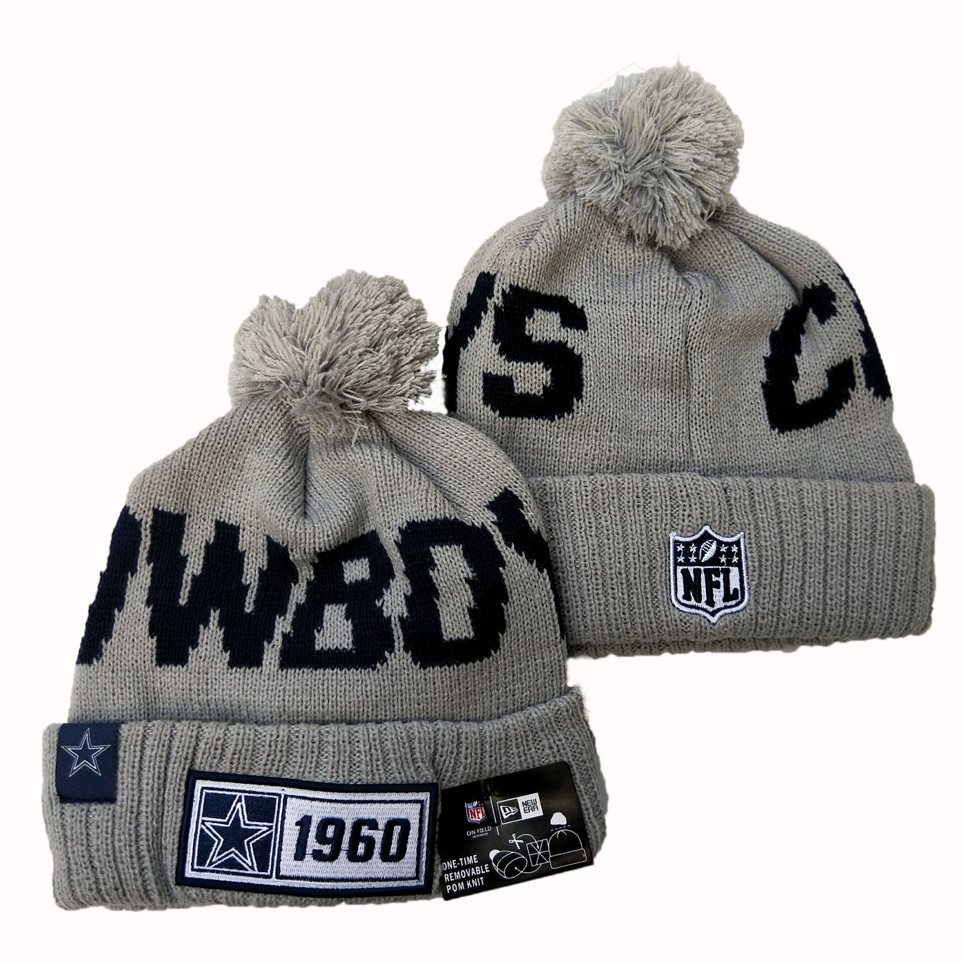 Dallas Cowboys Knit Hats 065