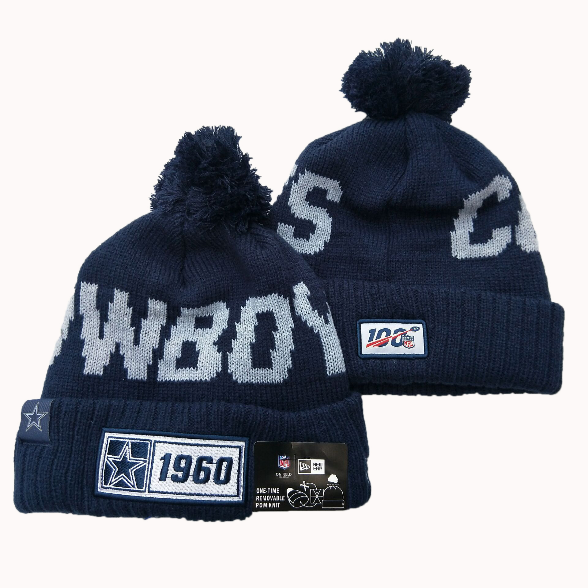 Dallas Cowboys Knit Hats 067