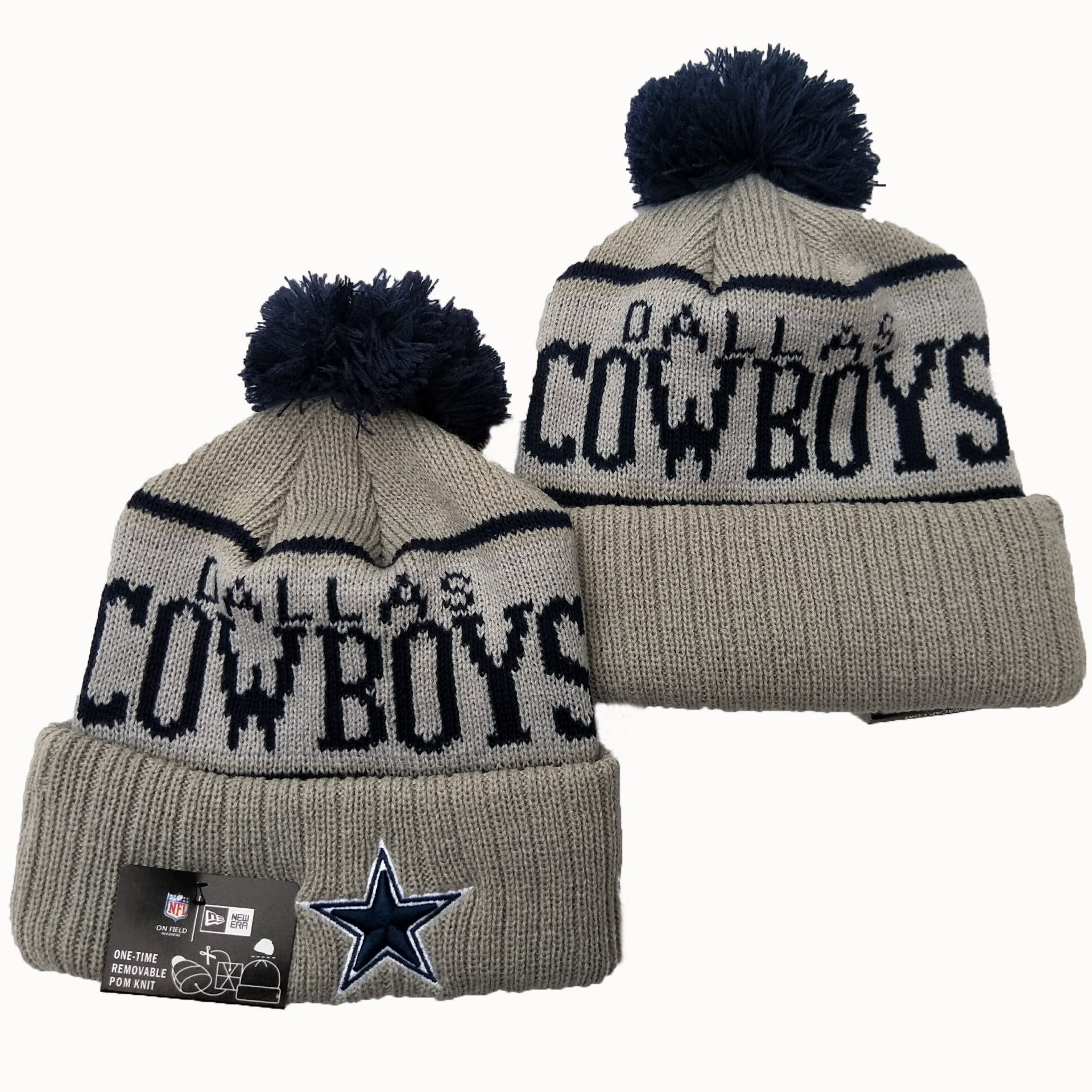 Dallas Cowboys Knit Hats 068