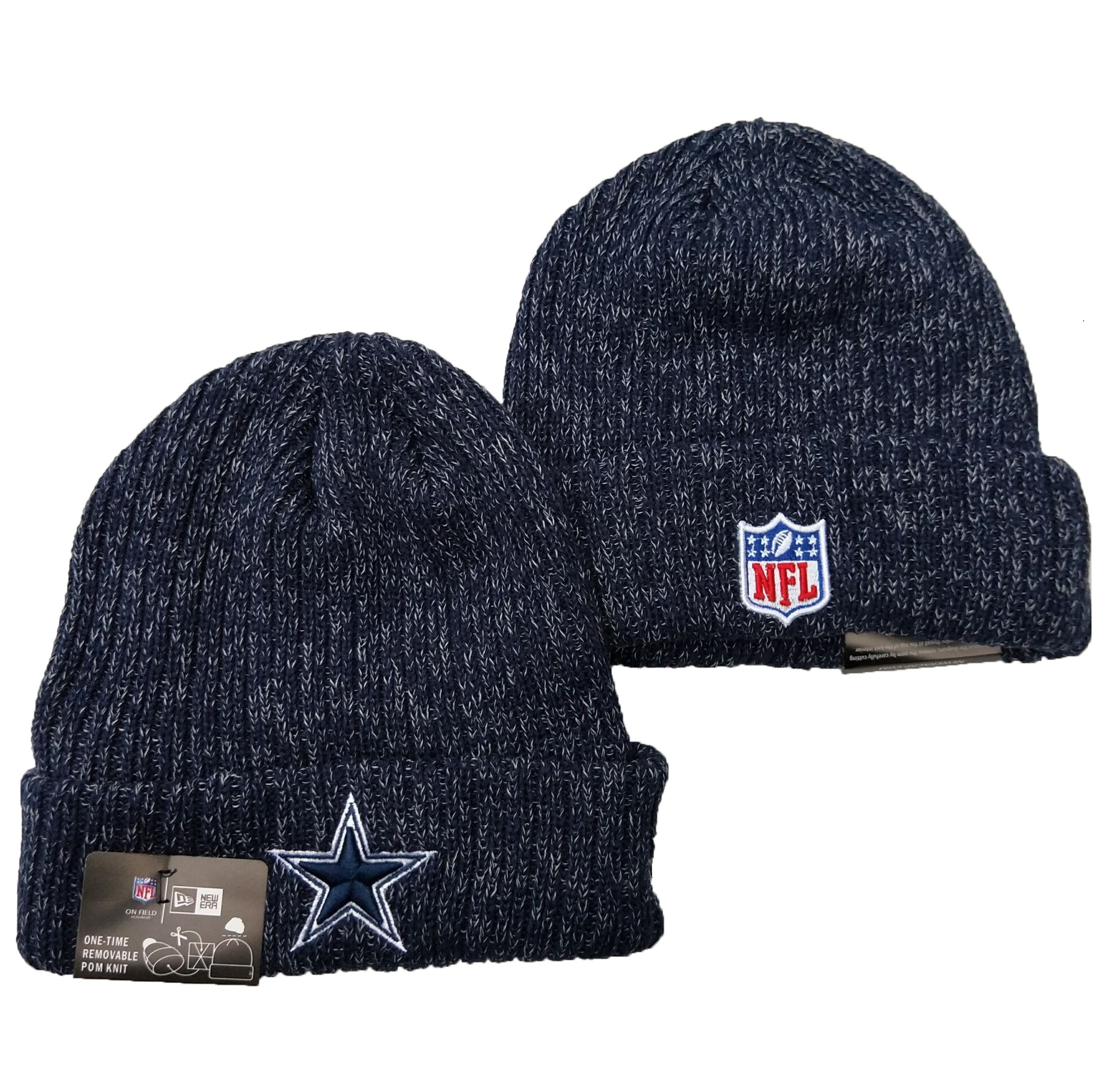 Dallas Cowboys Knit Hats 069