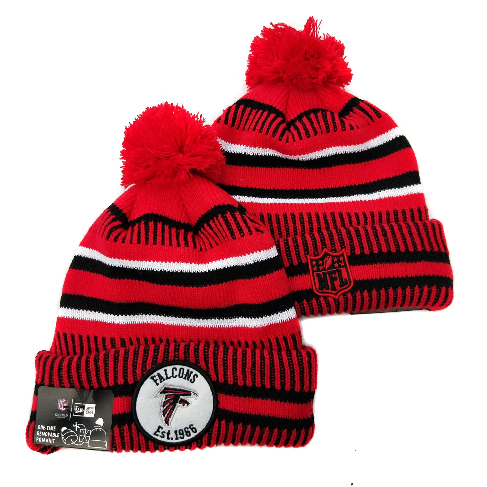 Atlanta Falcons Knit Hats 046