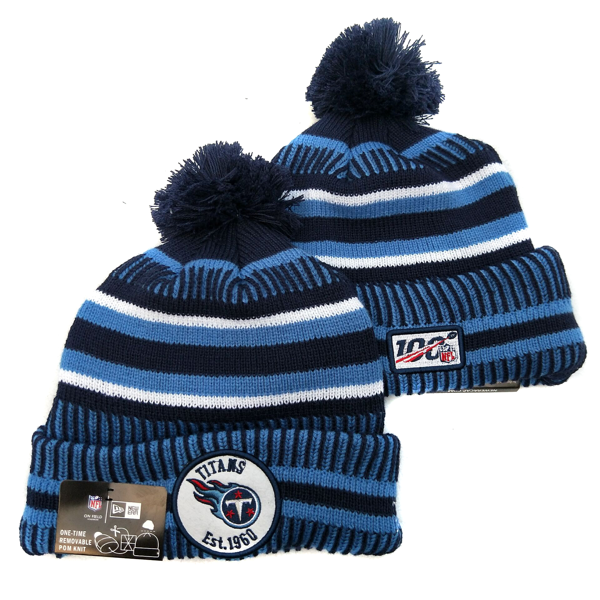 Tennessee Titans Knit Hats 021