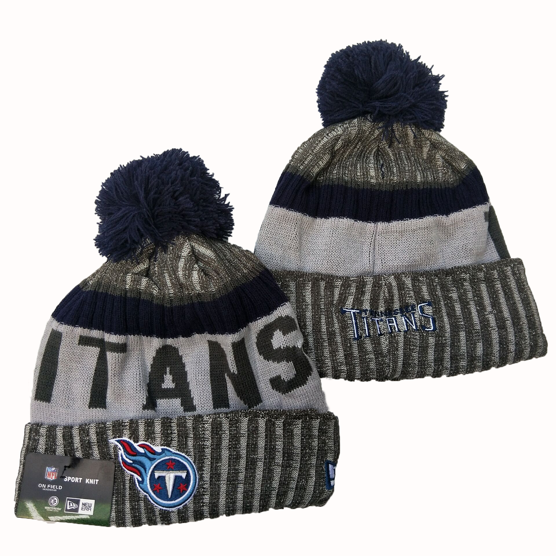 Tennessee Titans Knit Hats 022