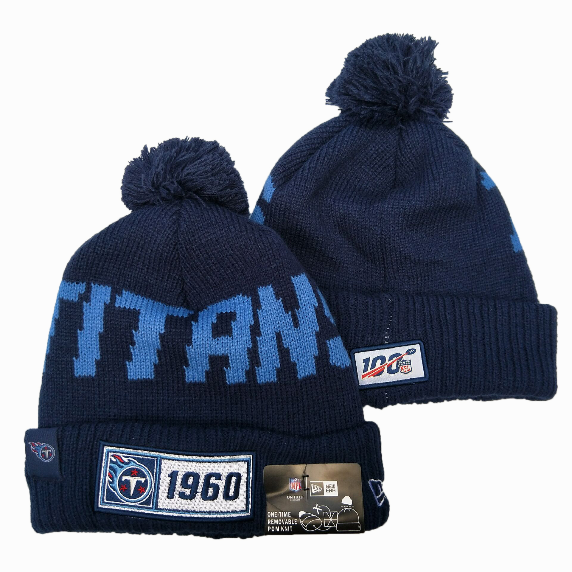 Tennessee Titans Knit Hats 024