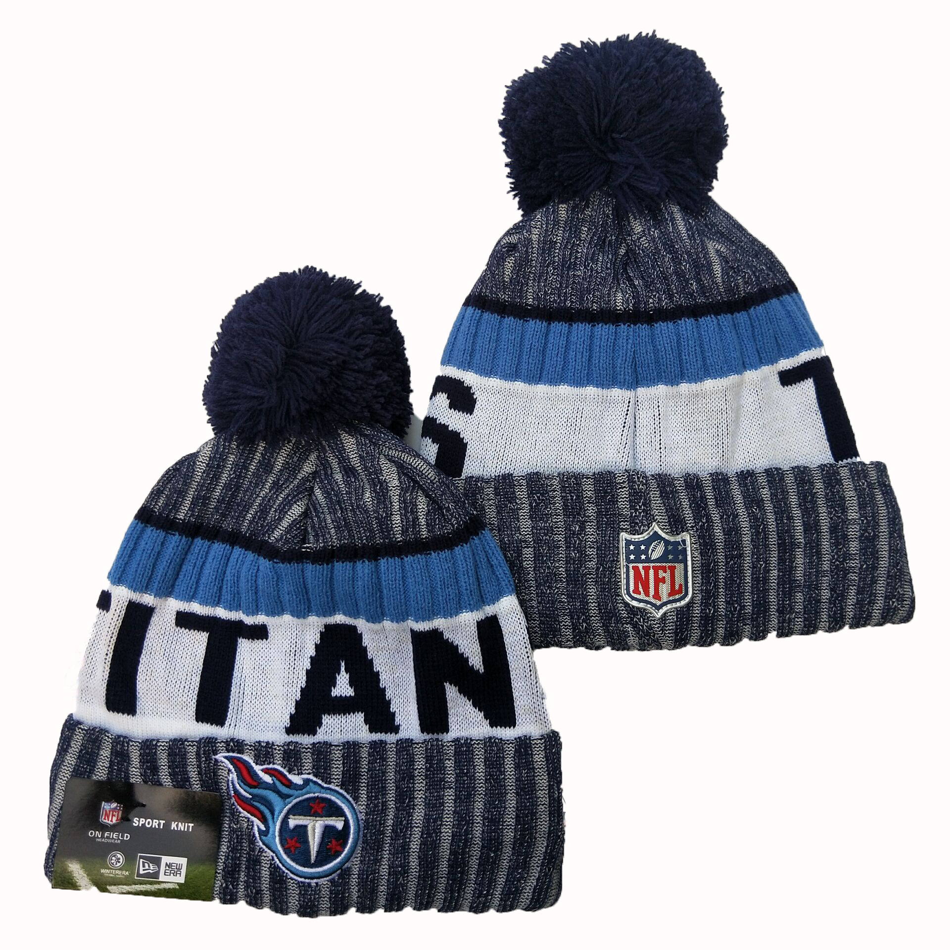 Tennessee Titans Knit Hats 025
