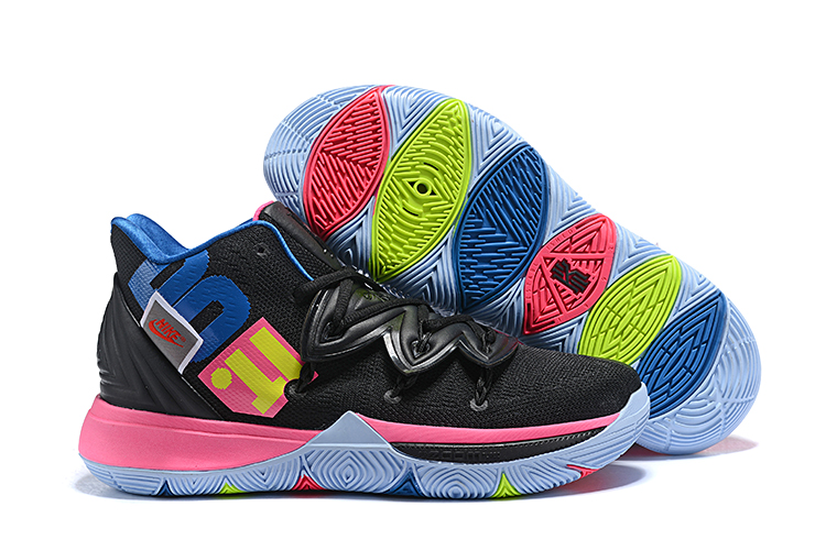 Women's Running weapon Super Quality Kyrie 5 shoes 007