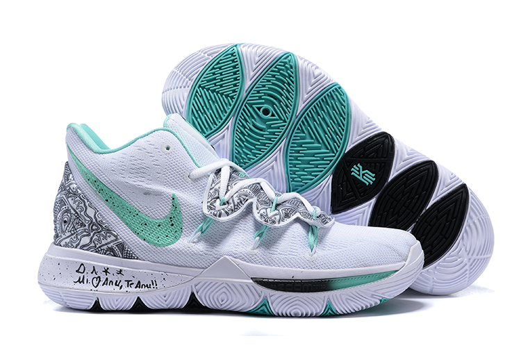 Women's Running weapon Super Quality Kyrie 5 shoes 009