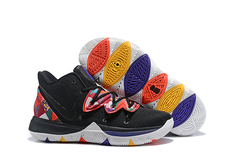 Women's Running weapon Super Quality Kyrie 5 shoes 004