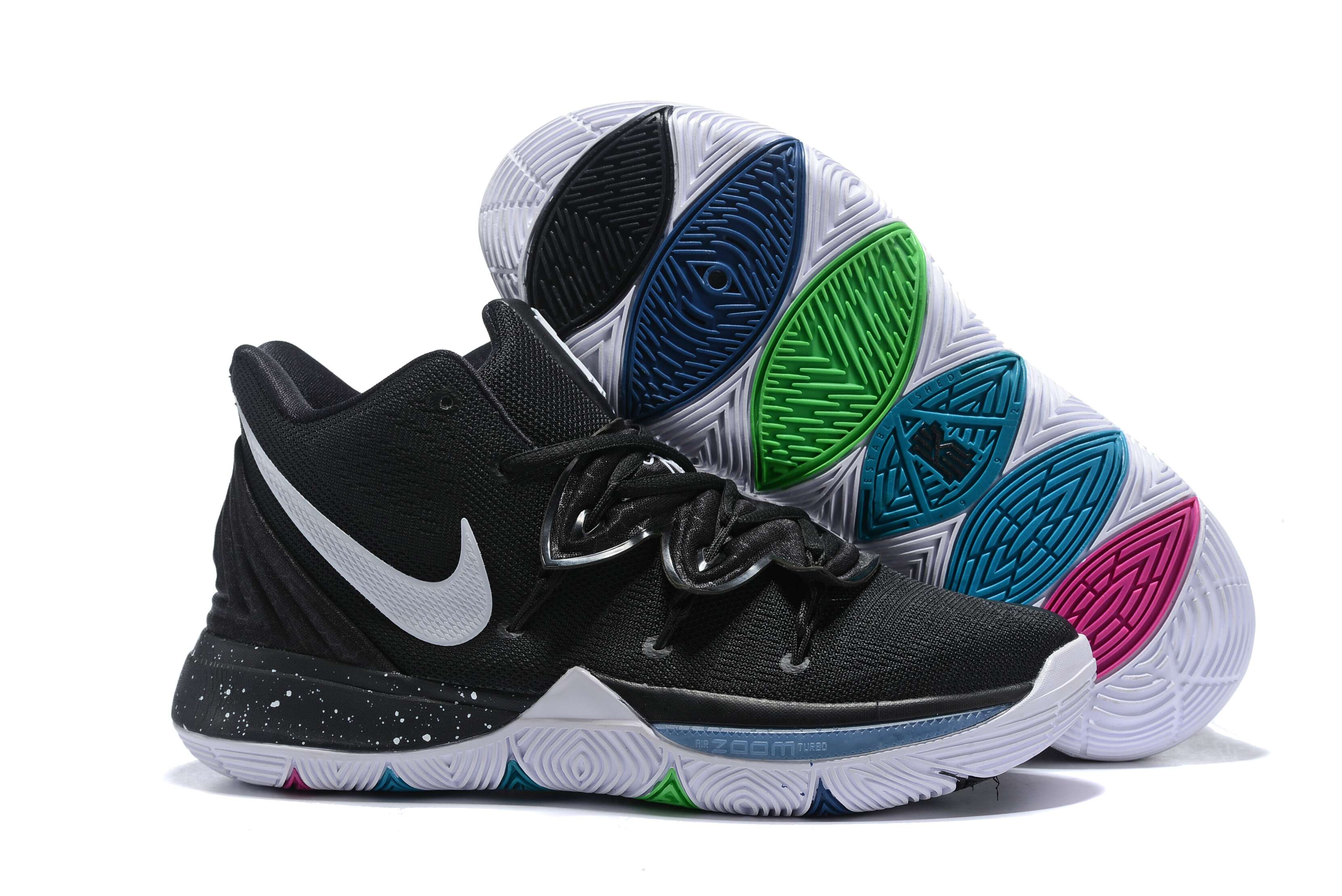 Women's Running weapon Super Quality Kyrie 5 shoes 010